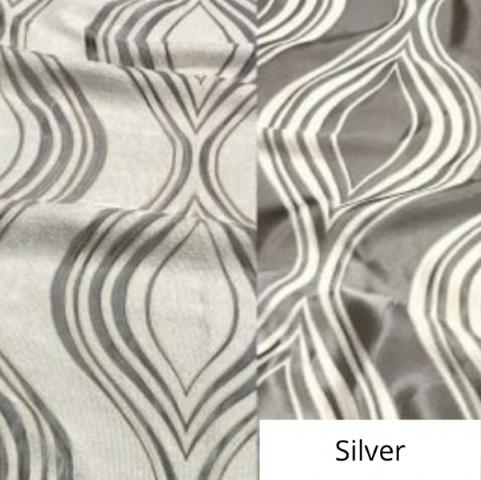 Silver Eclipse Linen