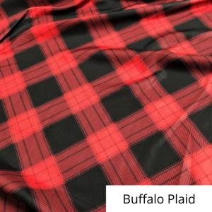 Buffalo Plaid Linen