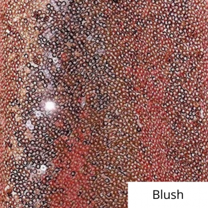 Blush Sequin Linen