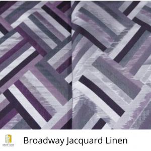 Broadway Jacquard Linen