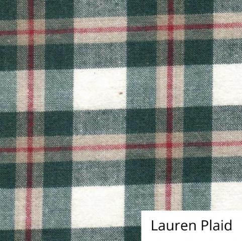 Lauren Plaid Linen