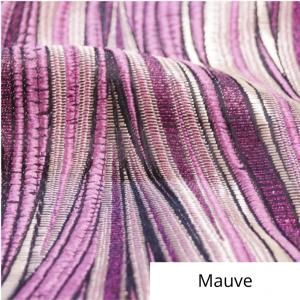 Mauve allure linen