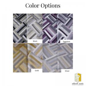 Broadway Jacquard Linen Color Options