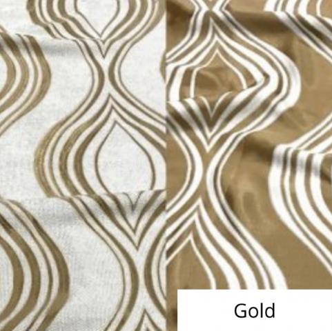 Gold Eclipse Linen
