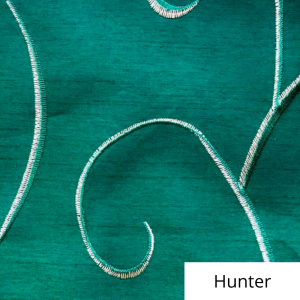 Hunter Silk Swirl Linen