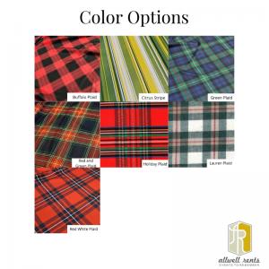 Print Linen Color Options